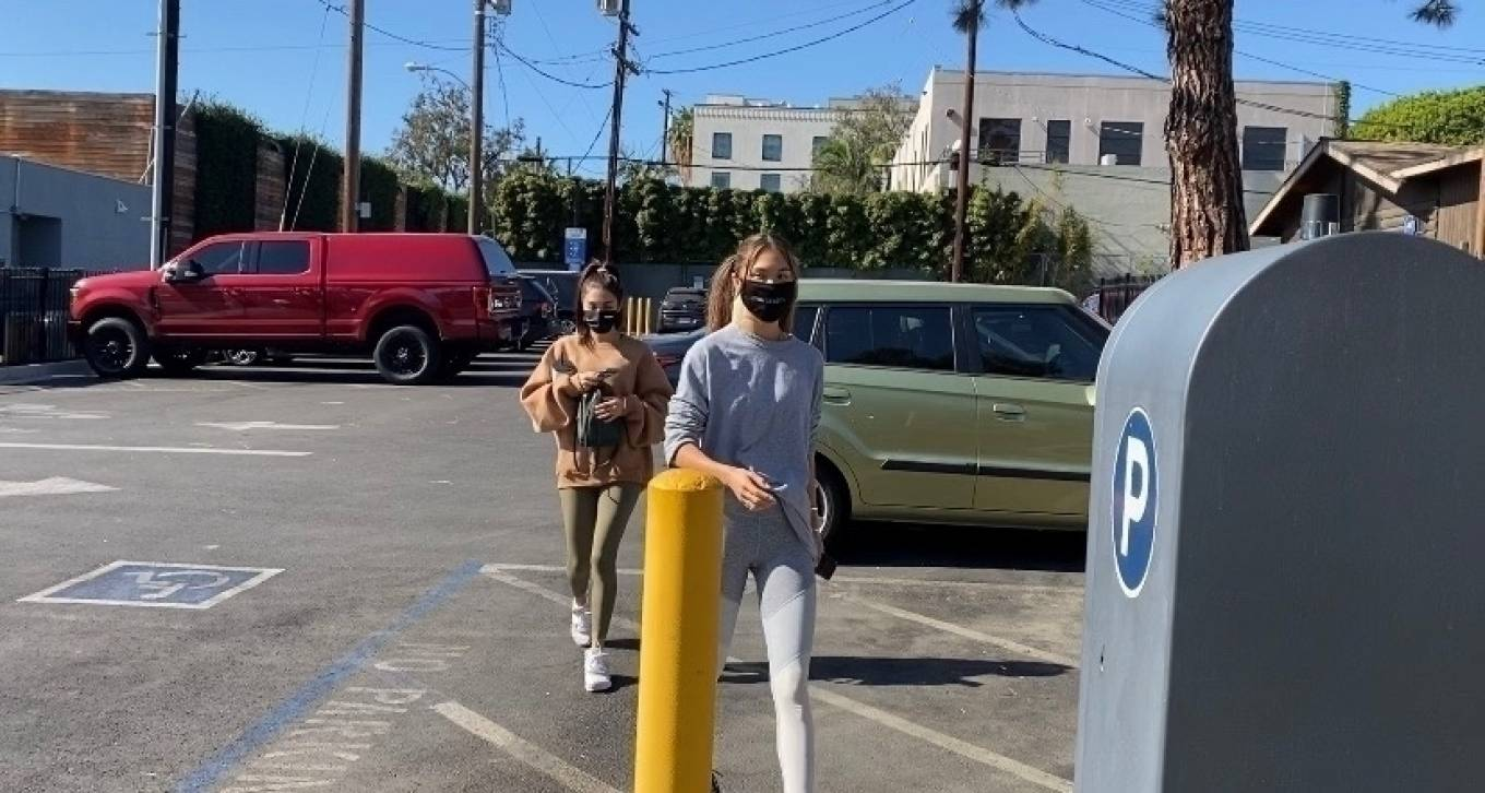Chantel Jeffries 2020 : Chantel Jeffries – seen at Dogpound with a friend in Los Angeles-11