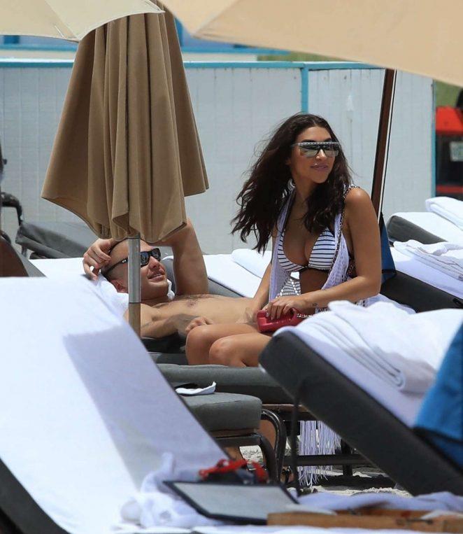 Chantel Jeffries 2017 : Chantel Jeffries: Showing off her bikini body in Miami Beach-35