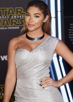 Chantel Jeffries - 'Star Wars: The Force Awakens' Premiere in Hollywood