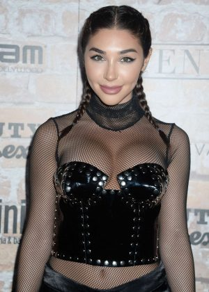 Chantel Jeffries - TAO Group LA Grand Opening Block Party in Hollywood