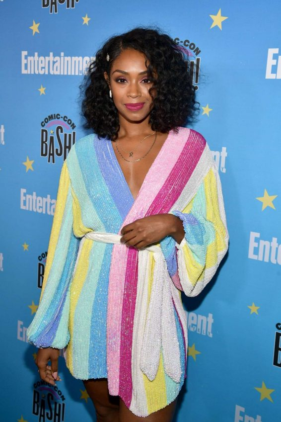 Chantel Riley - 2019 Entertainment Weekly Comic Con Party in San Diego