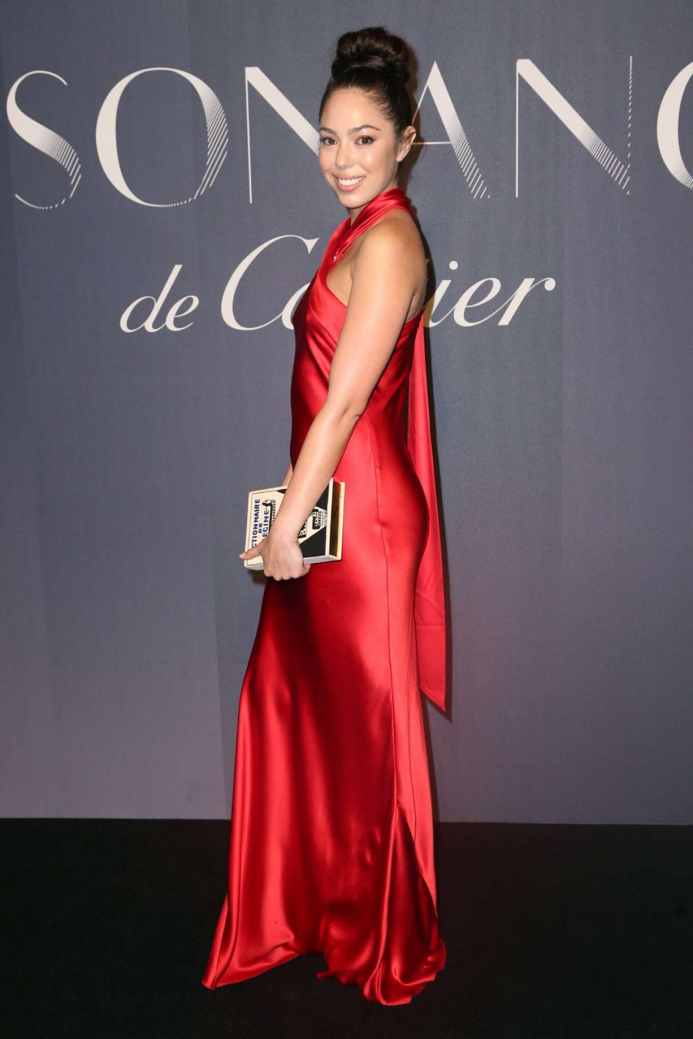 Chantelle Waters - Resonances De Cartier Jewelry Collection Launch in NY