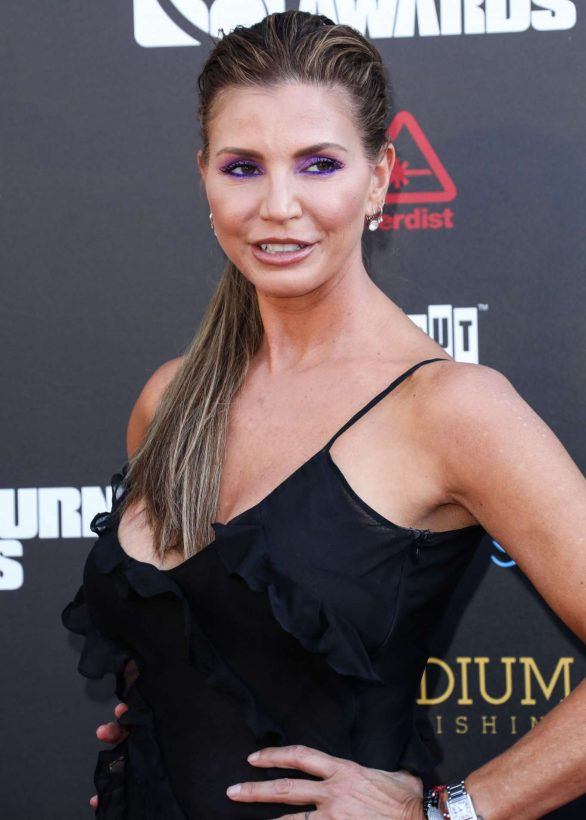 Charisma Carpenter - 45th Annual Saturn Awards in Los Angeles