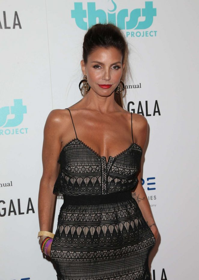 Charisma Carpenter - 7th Annual Thirst Gala in Beverly Hills