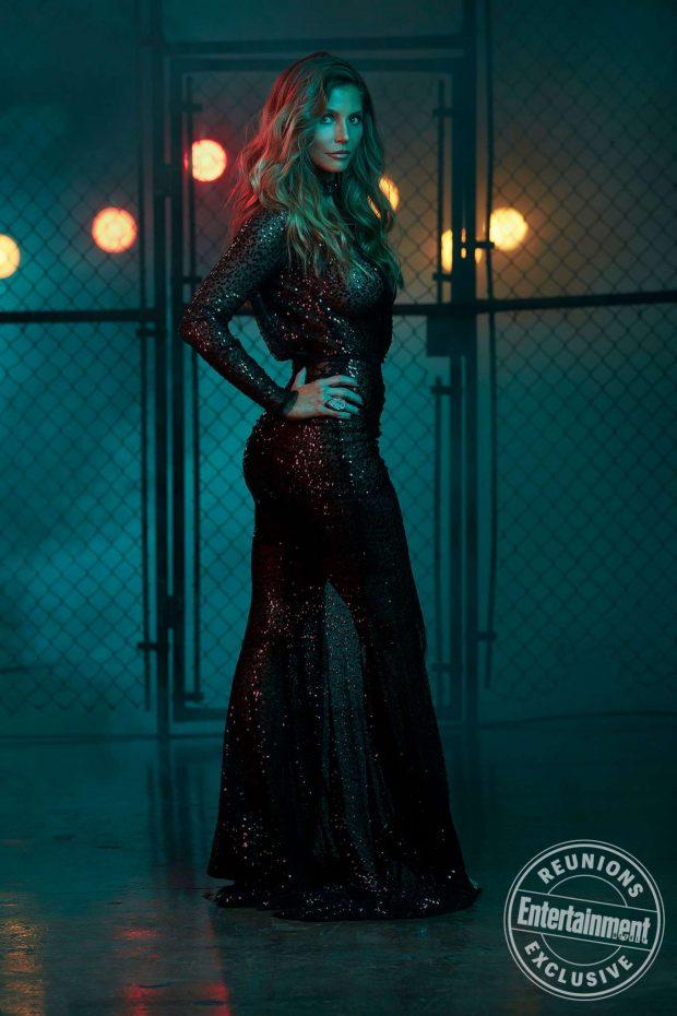 Charisma Carpenter - Entertainment Weekly Magazine 2019