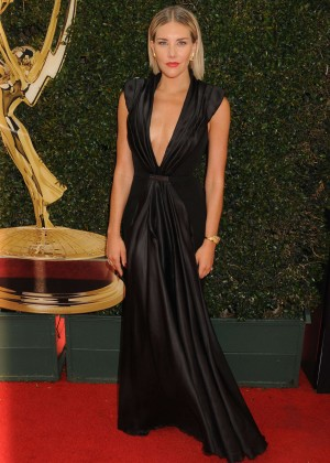 Charissa Thompson - 2016 Daytime Emmy Awards in Los Angeles