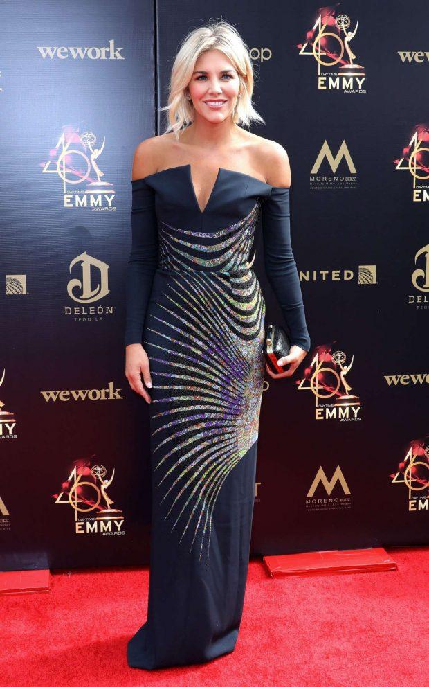 Charissa Thompson - 2019 Daytime Creative Arts Emmy Awards in LA