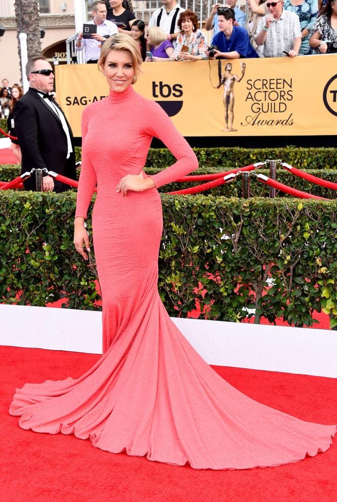 Charissa Thompson - 2015 Screen Actors Guild Awards in LA