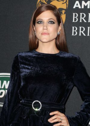 Charity Wakefield - 2017 BAFTA Los Angeles Britannia Awards in LA