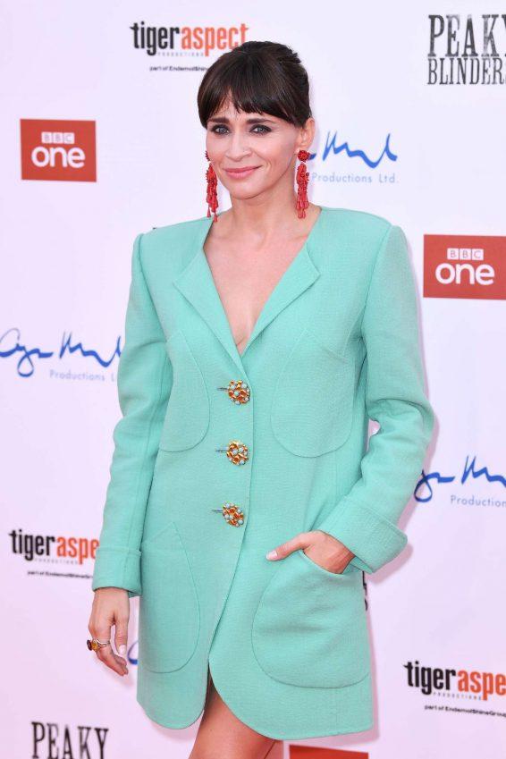 Charlene McKenna - 'Peaky Blinders' TV Show Premiere in Birmingham