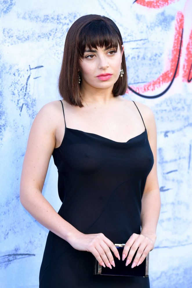 Charli XCX - 2018 Serpentine Gallery Summer Party in London