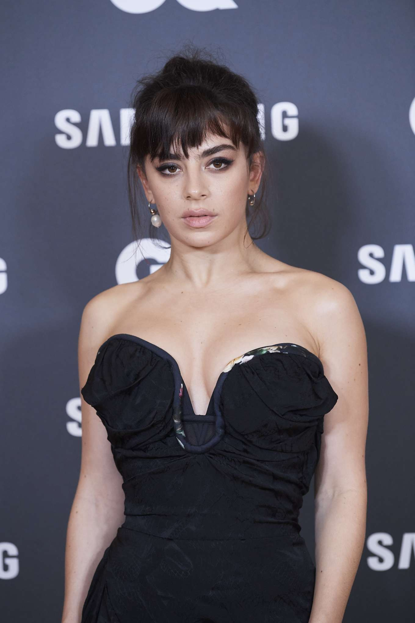 Charli XCX attends the 2019 GQ Men Of The Year Awards at