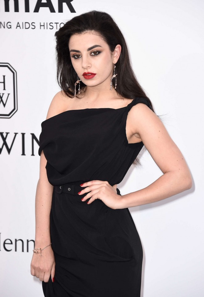 Charli XCX - amfAR' 2015 Cinema Against AIDS Gala in Cannes