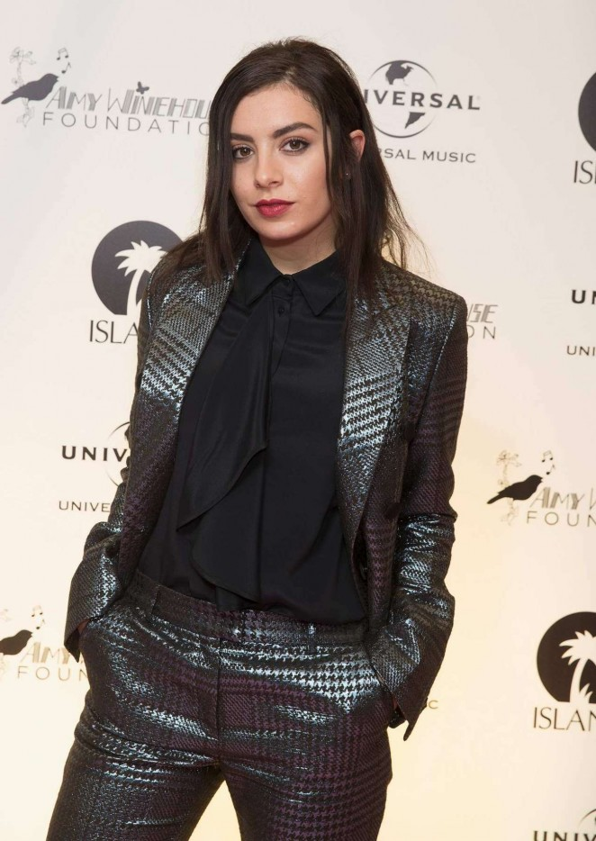 Charli XCX - Amy Winehouse Foundation Gala in London