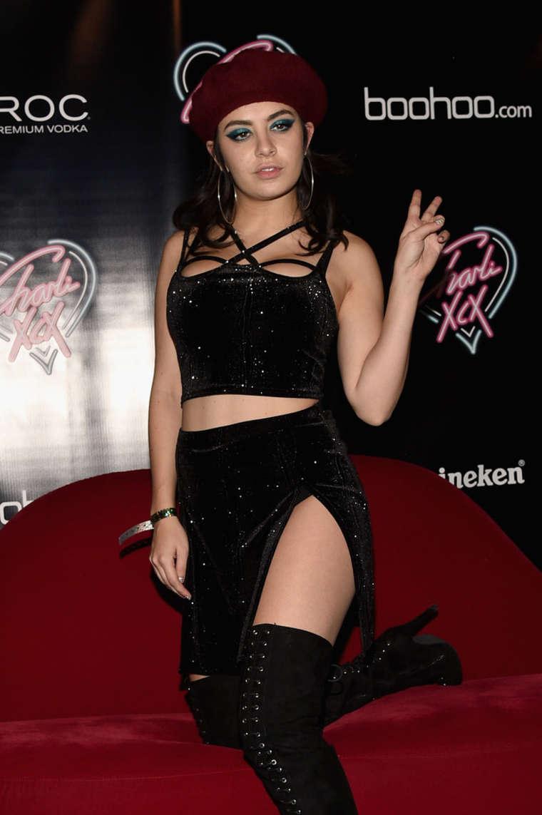 Charli xcx fete celebrating the charli xcx for Lindsay aitchison