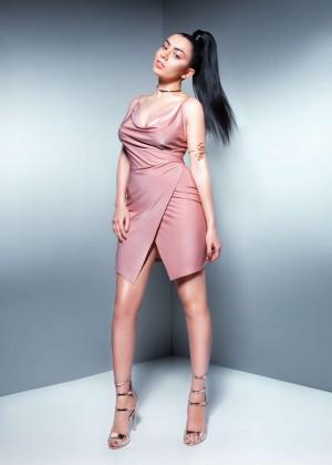 Charli XCX - Boohoo.com Spring 2016 Collection