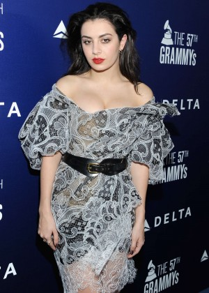 Charli XCX - Celebration 2015 GRAMMY Awards Event in West Hollywood