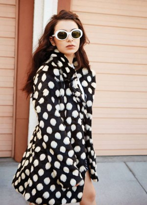 Charli XCX - Cosmopolitan Magazine (March 2015)