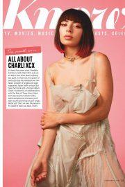 Charli XCX - Cosmopolitan UK Cover Magazine (October 2019)