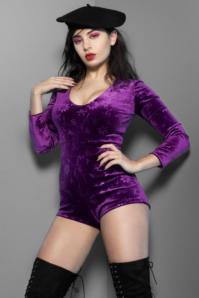Charli XCX - Diamond Wright Photoshoot 2015 adds