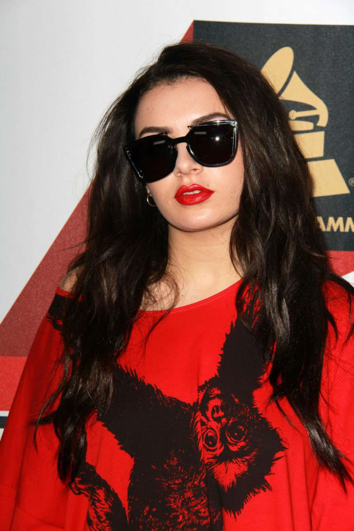 Charli xcx grammys radio row day 2 event in los angeles for Lindsay aitchison