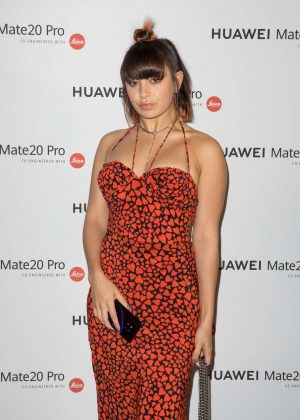 Charli XCX - Huawei VIP Launch in London