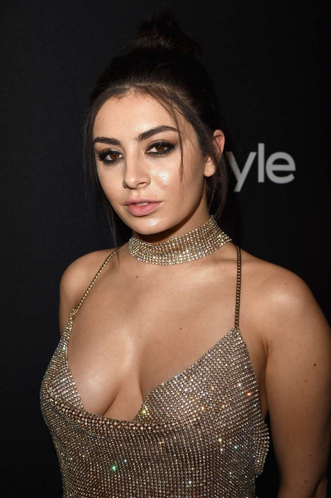 Charli XCX - InStyle and Warner Bros 2016 Golden Globe Awards Post-Party in Beverly Hills