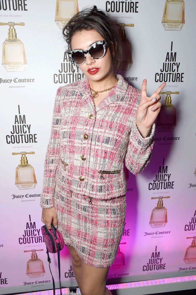 Charli XCX: Juicy Couture I Am Juicy Fragrance Launch -04