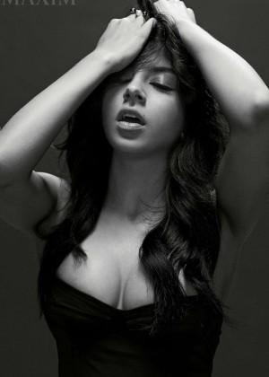 Charli XCX - Maxim Magazine (May 2015)