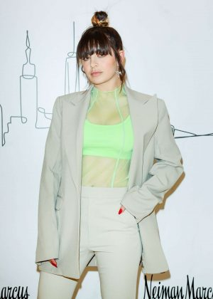 Charli XCX - Neiman Marcus Hudson Yards Party in New York