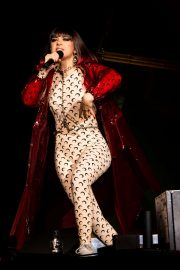 Charli XCX - Performs at BBC Radio 1 Big Weekend in Middlesborough