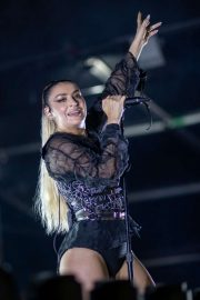 Charli XCX - Performs at St Jerome's Laneway Festival in Brisbane