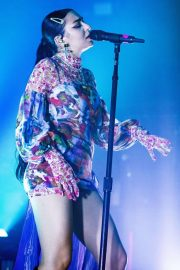 Charli XCX - Performs on stage at The O2 Institute Birmingham