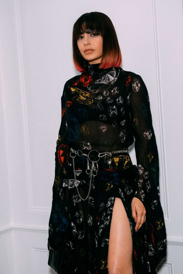 Charli XCX - The Museum of Sex Dinner in NYC