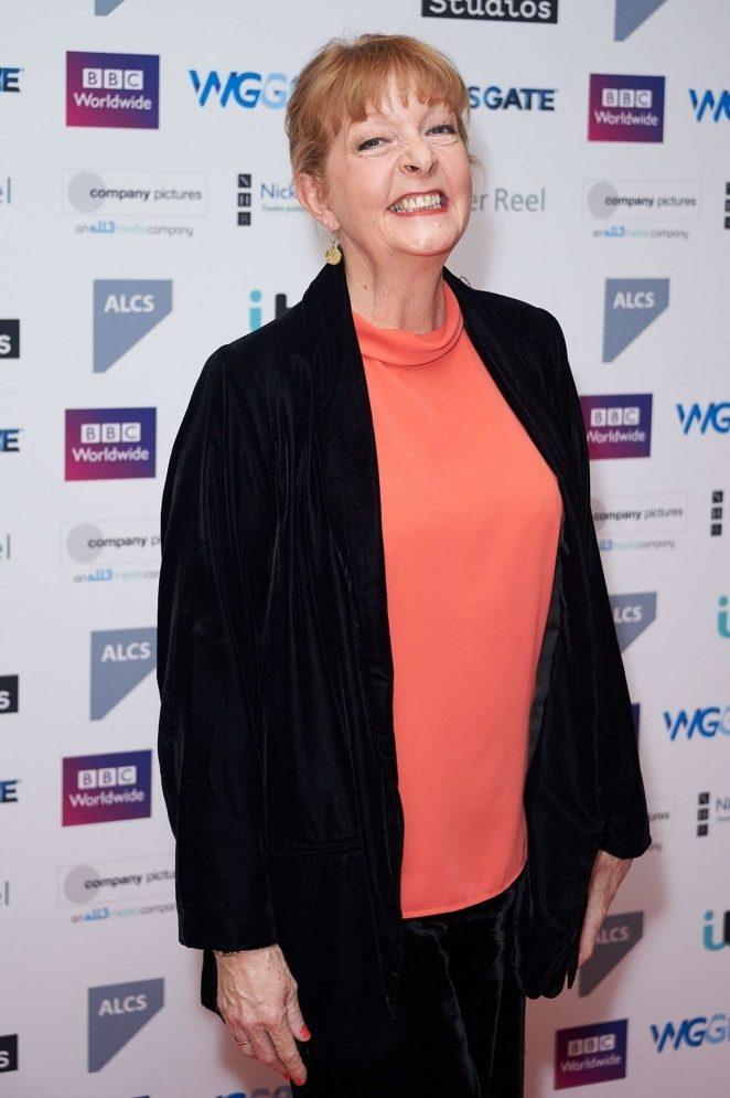 Charlie Hardwick - Writers' Guild Awards 2018 in London
