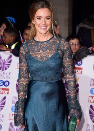 Charlie Webster - 2017 Pride Of Britain Awards in London