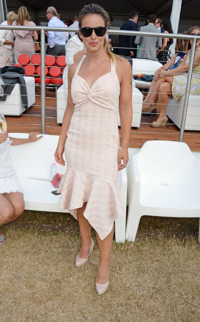 Charlie Webster – Audi Polo Challenge in Berkshire