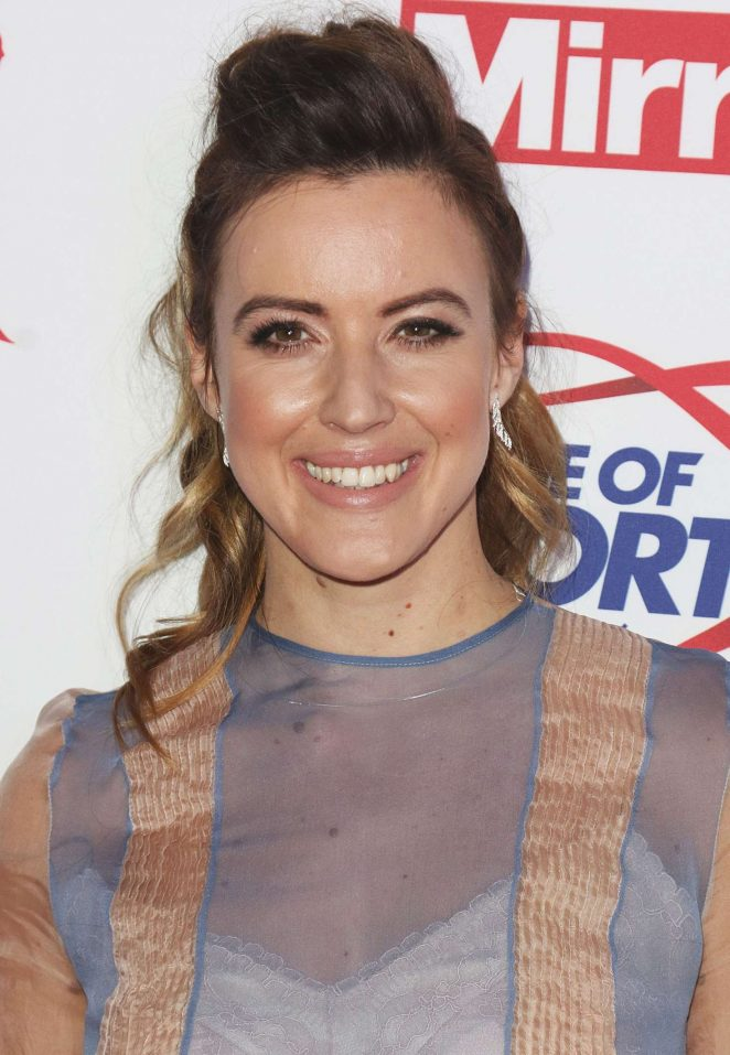 Charlie Webster - Pride of Sports Awards 2016 in London