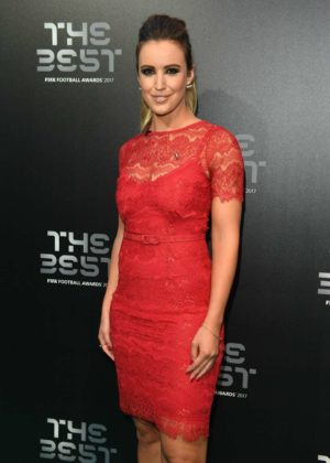 Charlie Webster - The Best FIFA Football Awards 2017 in London