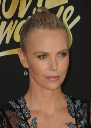 Charlize Theron - 2016 MTV Movie Awards in Burbank Charlize Theron Movies