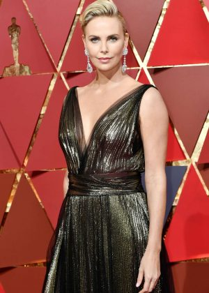 Charlize Theron - 2017 Academy Awards in Hollywood