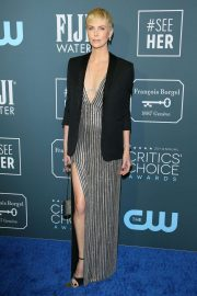 Charlize Theron - 2020 Critics Choice Awards in Santa Monica