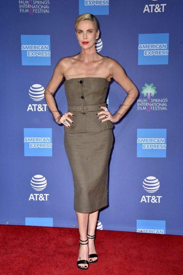Charlize Theron - 2020 Palm Springs International Film Festival Awards Gala