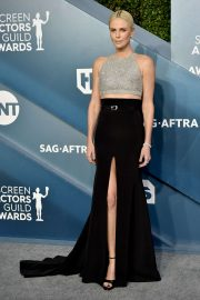 Charlize Theron - 2020 Screen Actors Guild Awards in Los Angeles