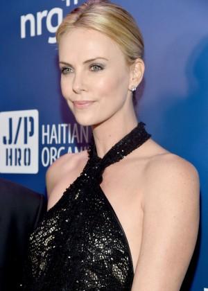 Charlize Theron - 4th Annual Sean Penn & Friends HELP HAITI HOME Gala Benefiting in LA