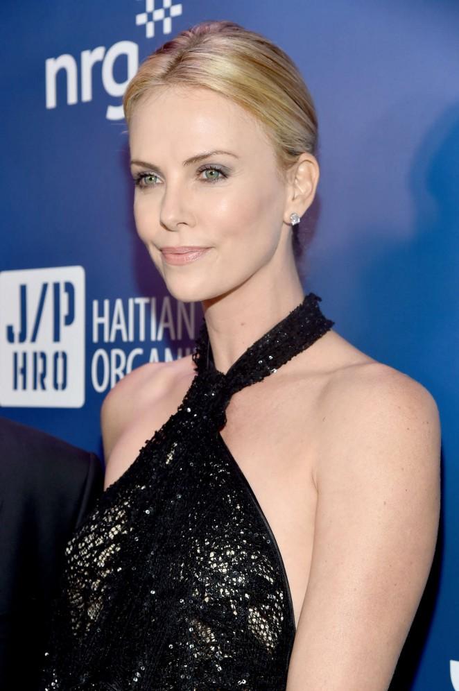 Charlize Theron – 4th Annual Sean Penn & Friends HELP HAITI HOME Gala Benefiting in LA