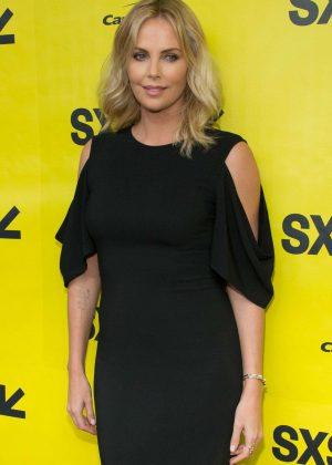 Charlize Theron - 'Atomic Blonde' Premiere at 2017 SXSW Film Festival in Austin