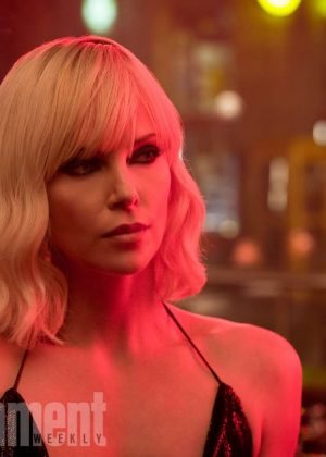Charlize Theron - Atomic Blonde Promo Stills 2017