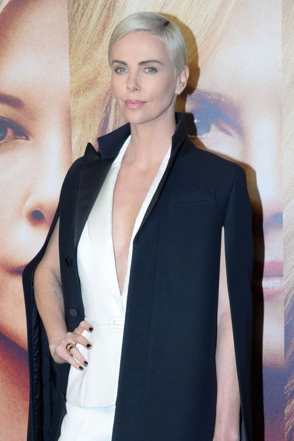 Charlize Theron - 'Bombshell' Premiere in New York