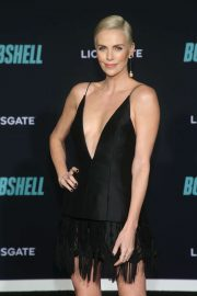 Charlize Theron - 'Bombshell' Screening in Los Angeles